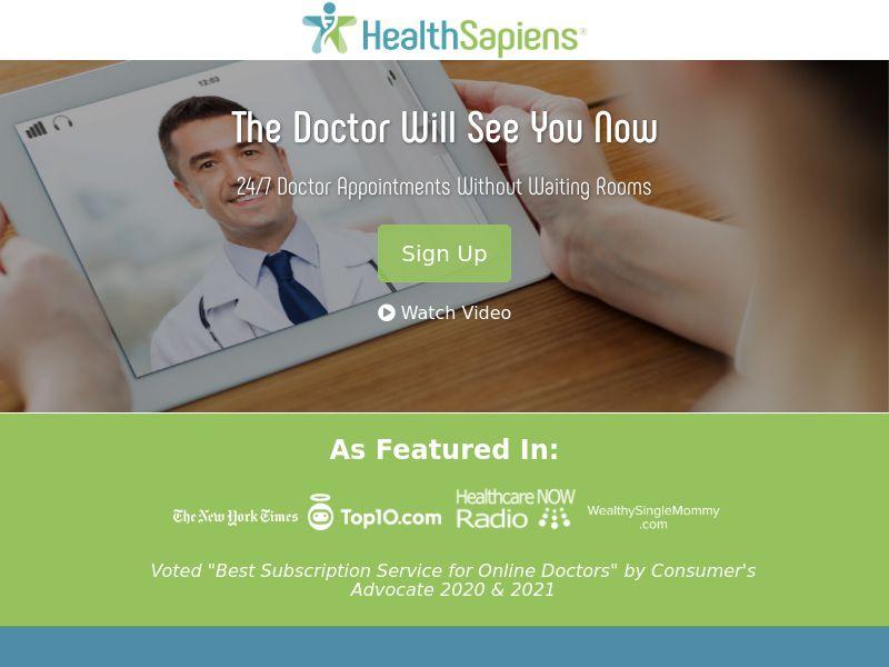 US - Health Sapiens - CPA