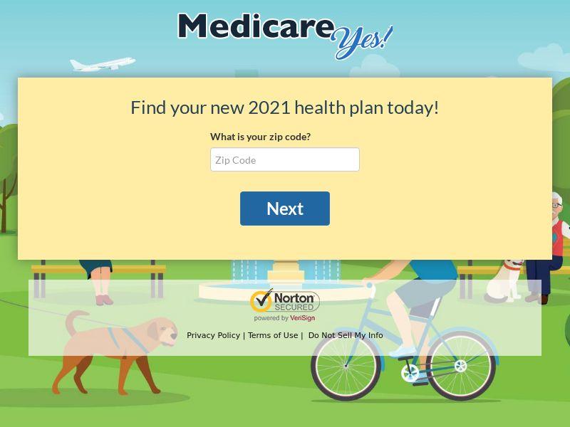 US - Medicare Yes! Display - CPL