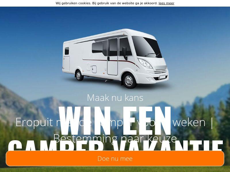 Camper Sweep SOI NL