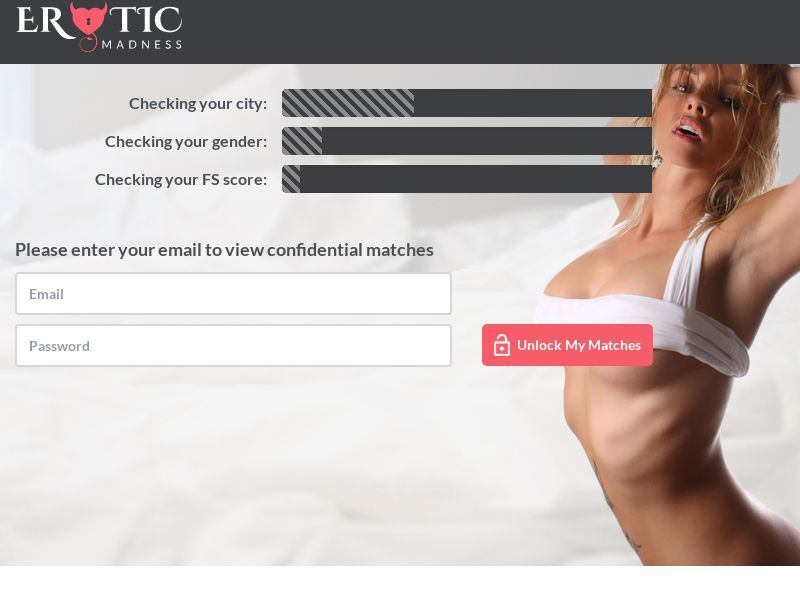 Erotic Madness - SOI - US/CA/AU/UK/IE/NZ/ZA