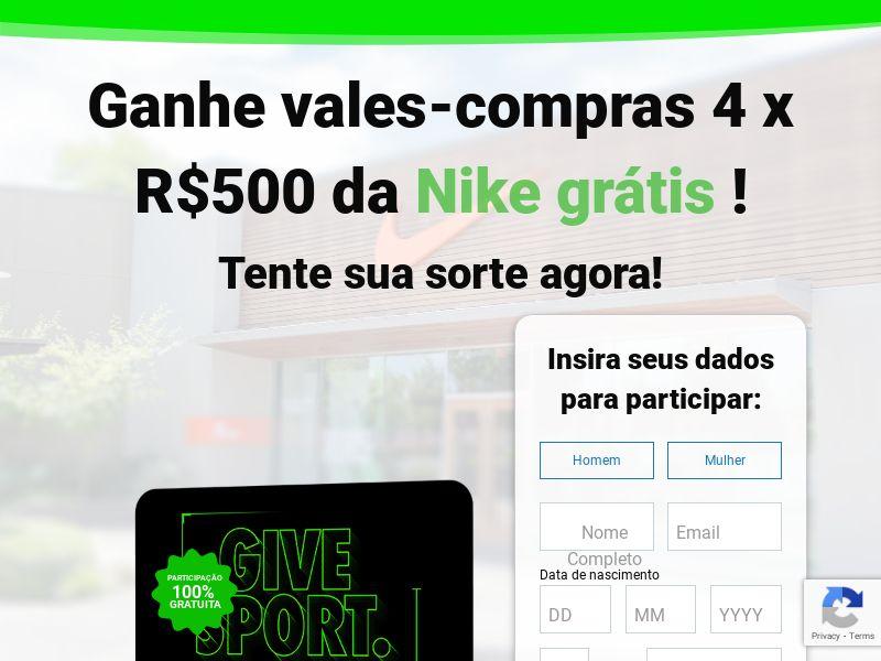 (13326) [WEB+WAP] Nike - BR - CPL