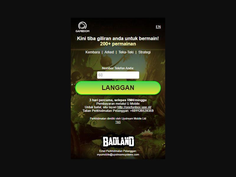 4756   MY   Pin submit   Wifi Malaysya   Mainstream   Games