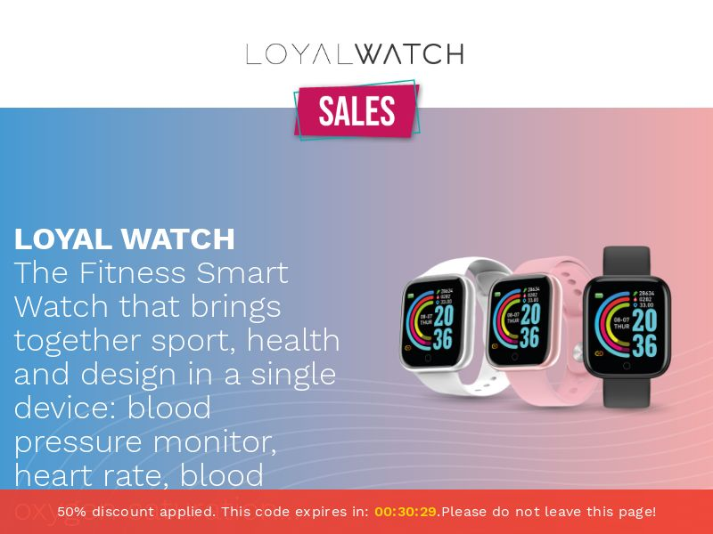 Loyal Watch (CPS) - INT