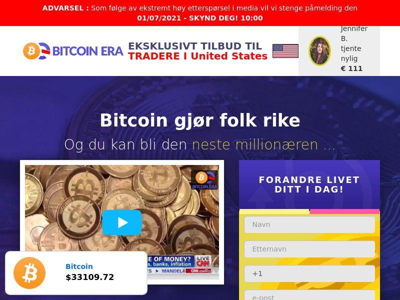 Bitcoin Era Norwegian - NO