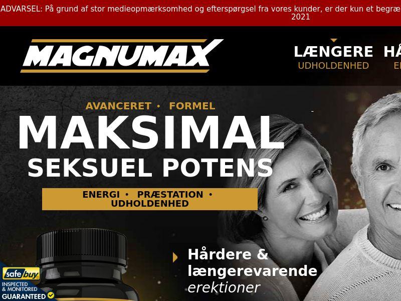 Magnumax LP01 (Danish)