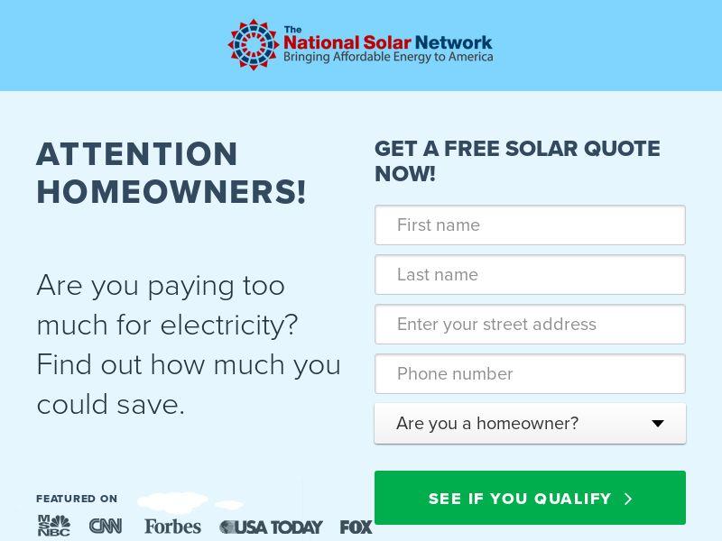 Solar Energy 4 U - California - US