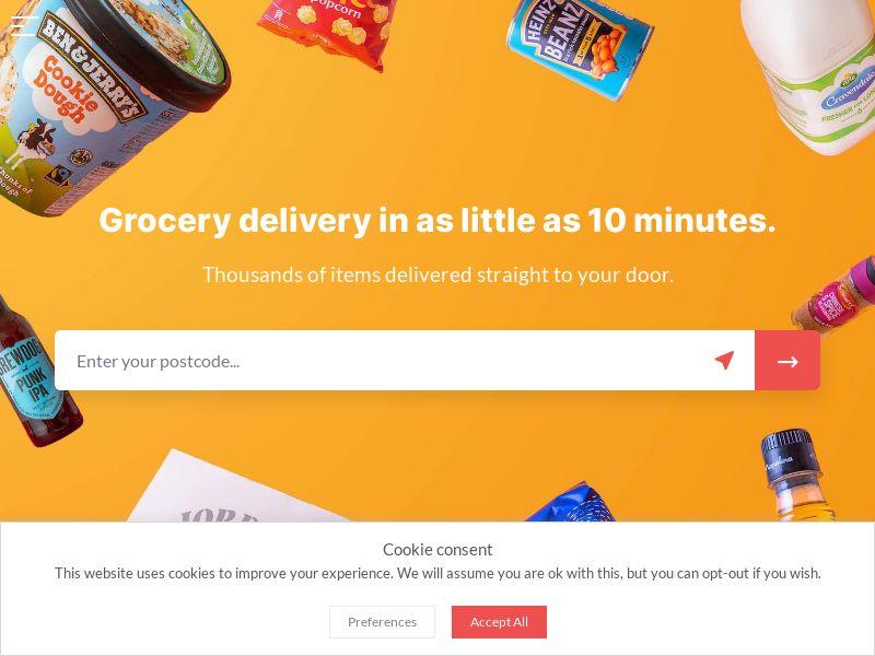 Devo Grocery - UK (GB), [CPA], Health and Beauty, Food, Sell, coronavirus, corona, virus, keto, diet, weight, fitness, face mask