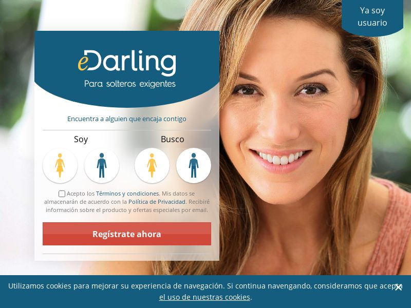 eDarling - ES (ES), [CPL | CPS], For Adult, Dating, Content +18, Sell, women, date, sex, sexy, tinder, flirt