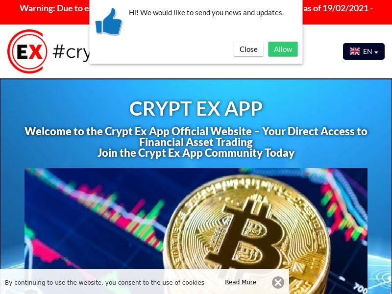 Crypt Ex App Malay 2775