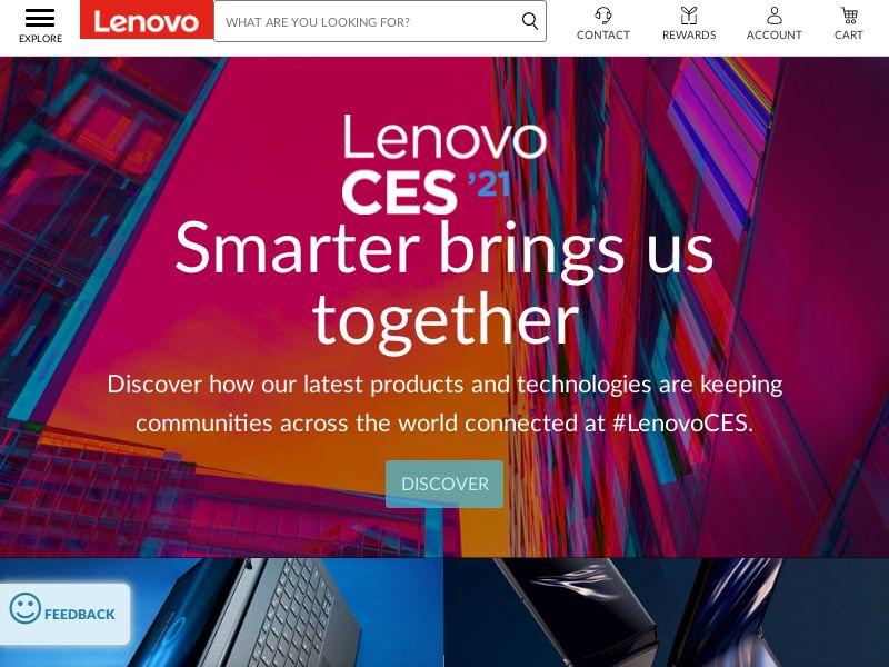 Lenovo USA_CA