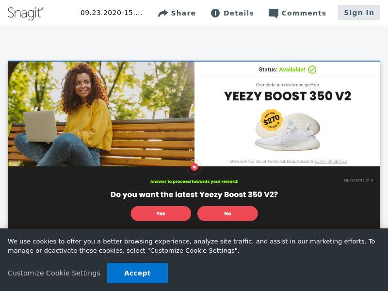 Yeezy Boost 350 - SOI | US