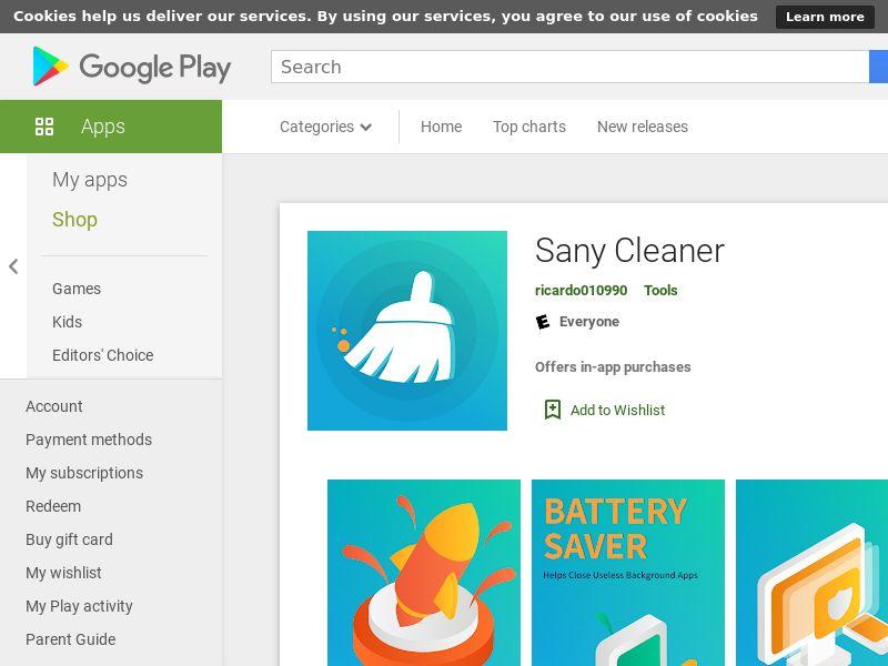 SanyCleaner_Utilities/Android_AE_0.6$ [prelander]