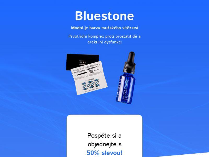 Bluestone - CZ