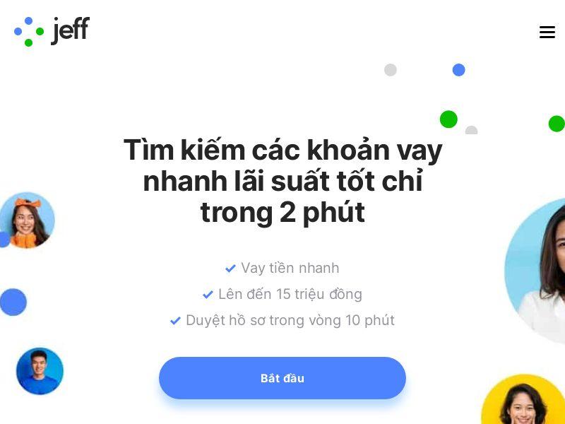 Jeff App CPQL VN