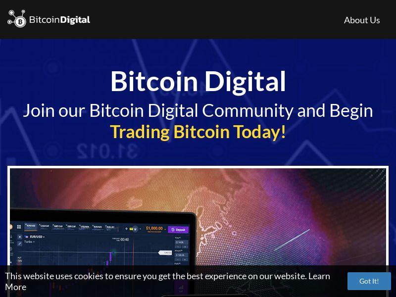 Bitcoin Digital - Smartlink - 58 Countries