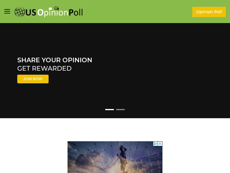 US Opinion Poll - US - DIRECT
