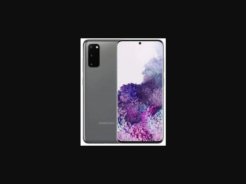 Samsung Galaxy S20 - CC Submit - FR