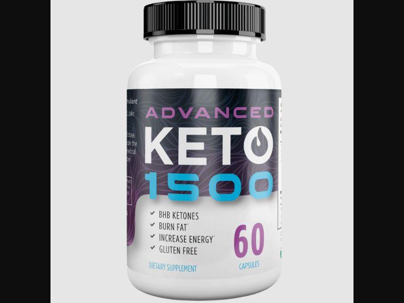 KETO Advanced 1500 [US, CA]