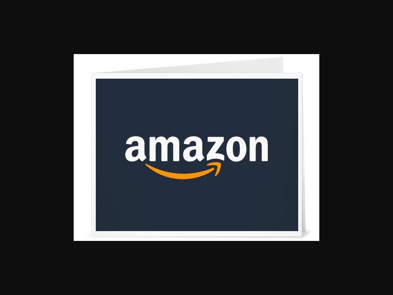 !! Amazon Win $1000 - [US] - Sweepstakes - Exclusive !!