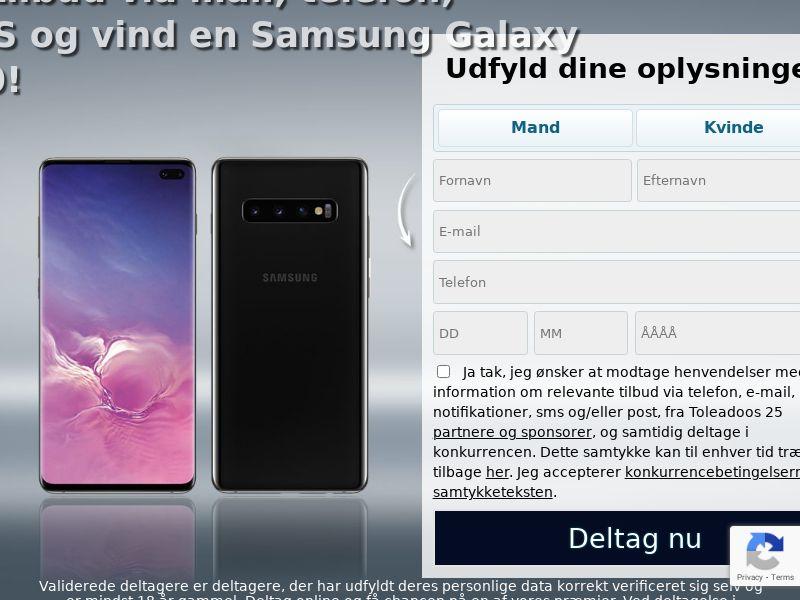 Samsung Galaxy S10 or 10+ [DK] |SOI| Responsive