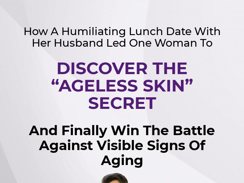 Ageless (PPS) - Beauty/Skin/Health - US