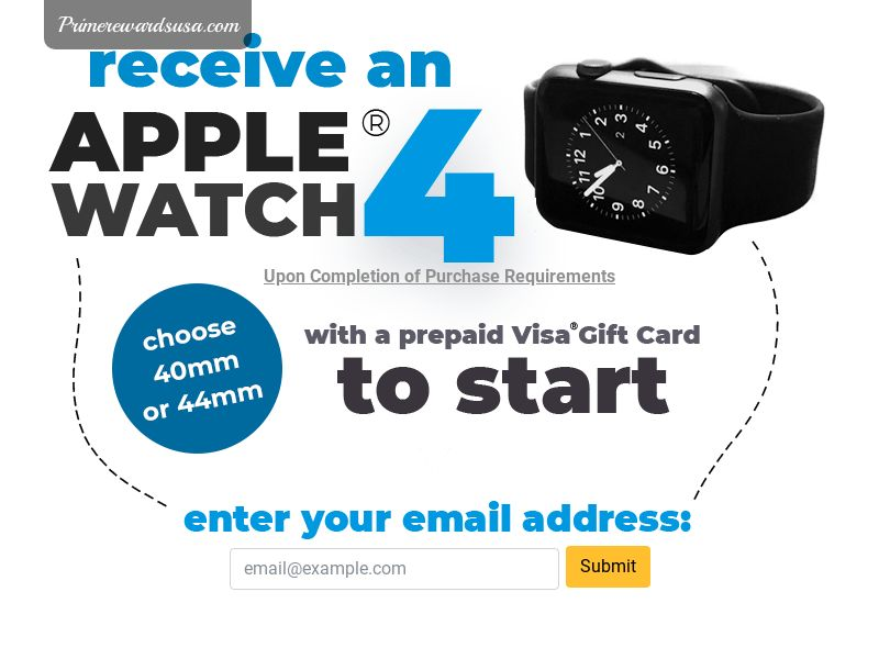 Apple Watch 4 - US (Incent) - CPL - DIRECT