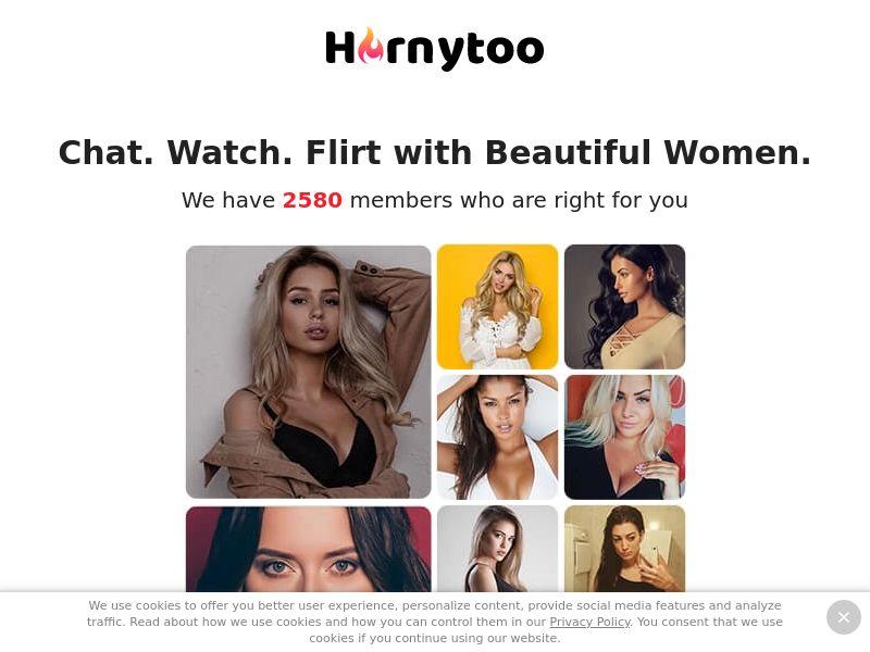 Hornytoo (Mainstream) - SOI - Responsive - US