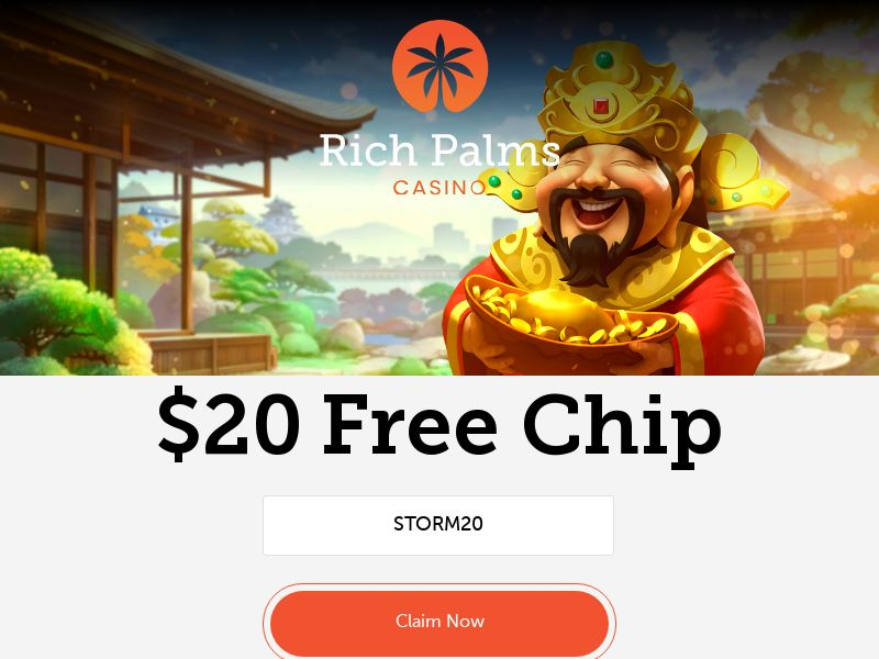 Rich Palms   CPA   US, AU, CA, NZ
