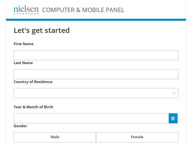 Nielsen Mobile - INCENT - UK