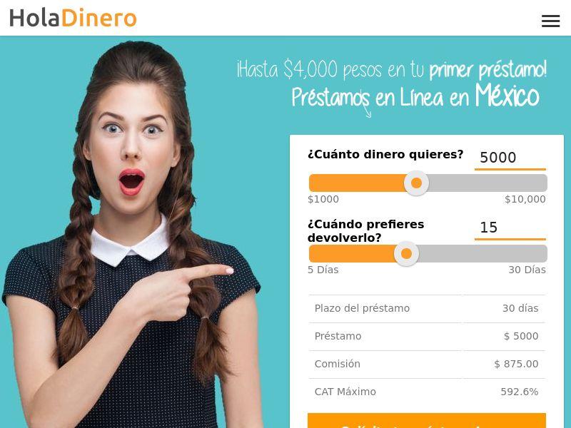 37602 - MX - Finance - Holadinero - CPA (total cap 100)