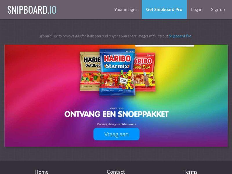 38295 - NL - LeadMarket - Haribo (Without Prelander) - SOI