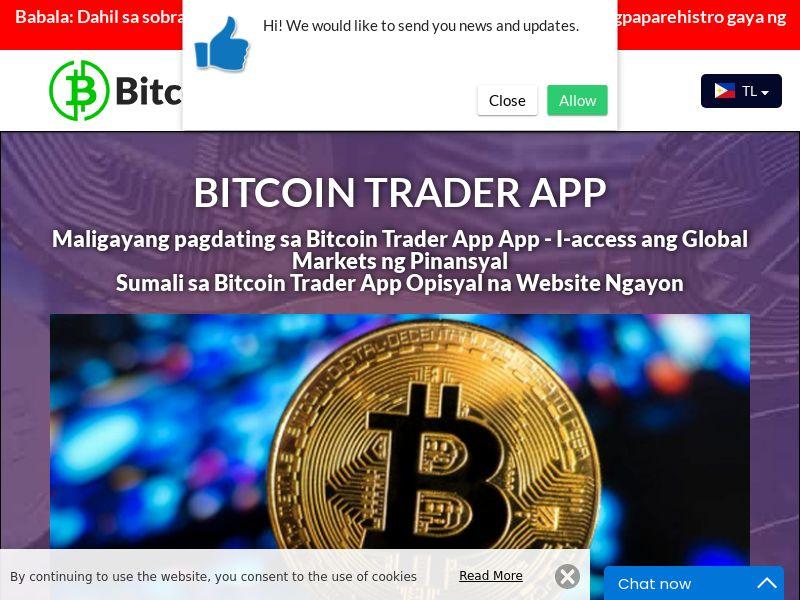 The Bitcoin Trader Filipino 2403