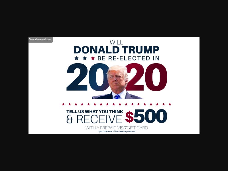 Trump 2020 - SOI (US)