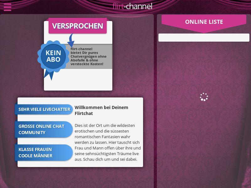 FlirtChannel PPL SOI (DE) (mobile+web)