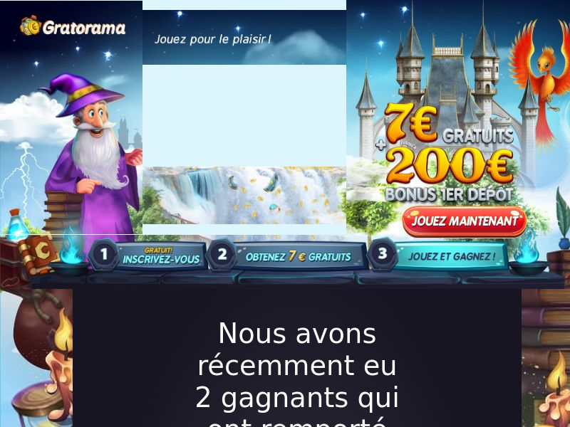 Gratorama BE (FR) (BE), [CPA], Gambling, Casino, Credit Card Submit, Deposit Payment, million, lotto