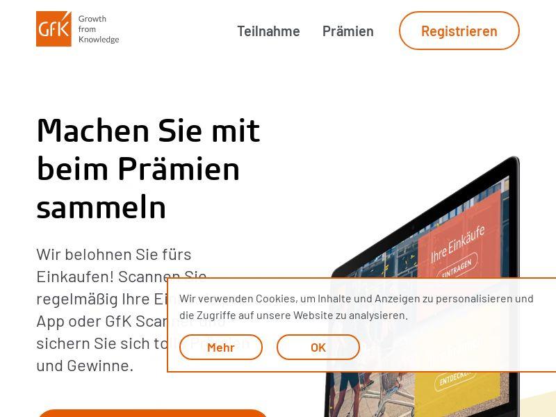 GFK Scan Projects - DE