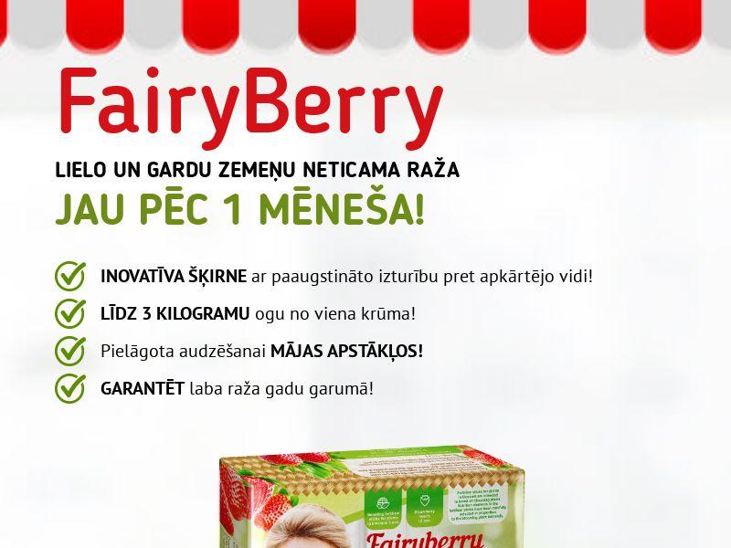 FairyBerry LV