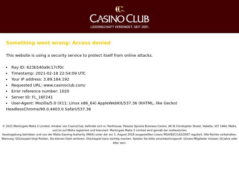CasinoClub AT