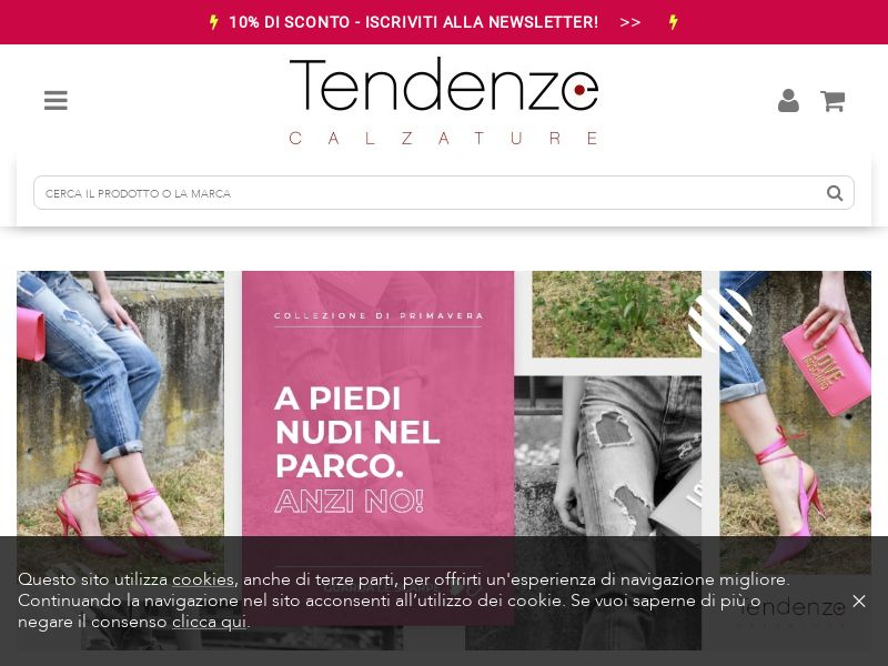 Tendenze Calzature - IT (IT), [CPS]