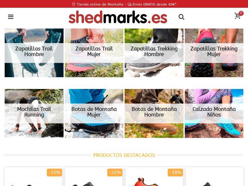 Shedmarks - ES (ES), [CPS]