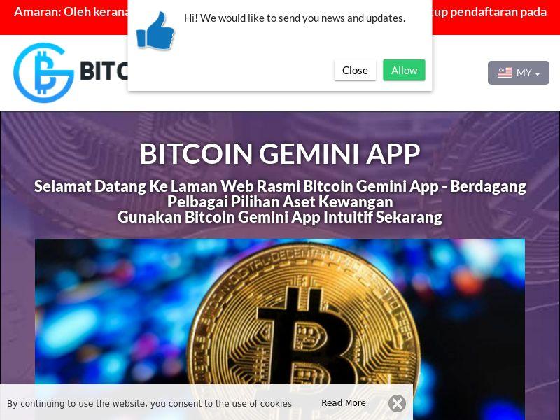 The Bitcoin Gemin Malay 3319