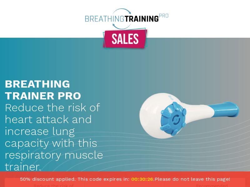 Breathing Training Pro