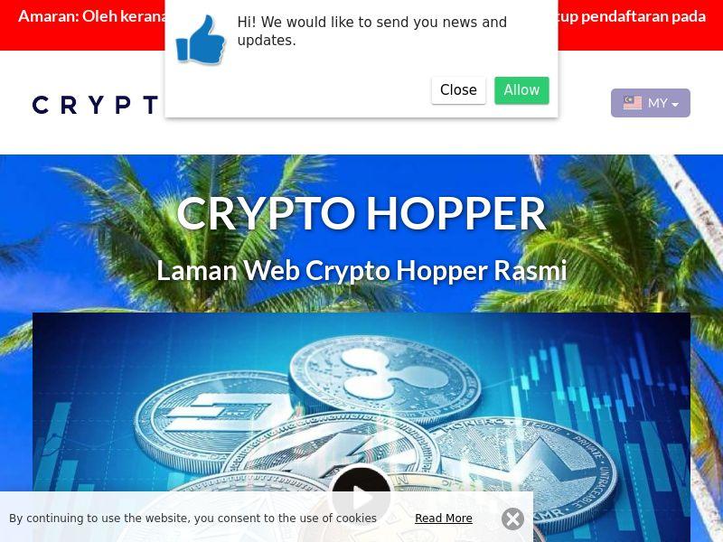 Crypto Hopper Malay 2448
