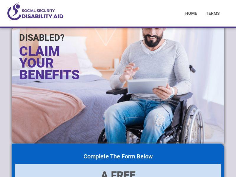Socialsecuritydisabilityaid.com - Legal Service - SOI - [US]