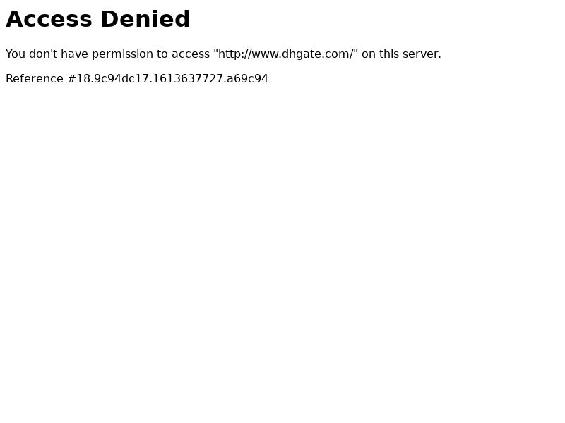 DHgate.com B2B CPS - Worldwide