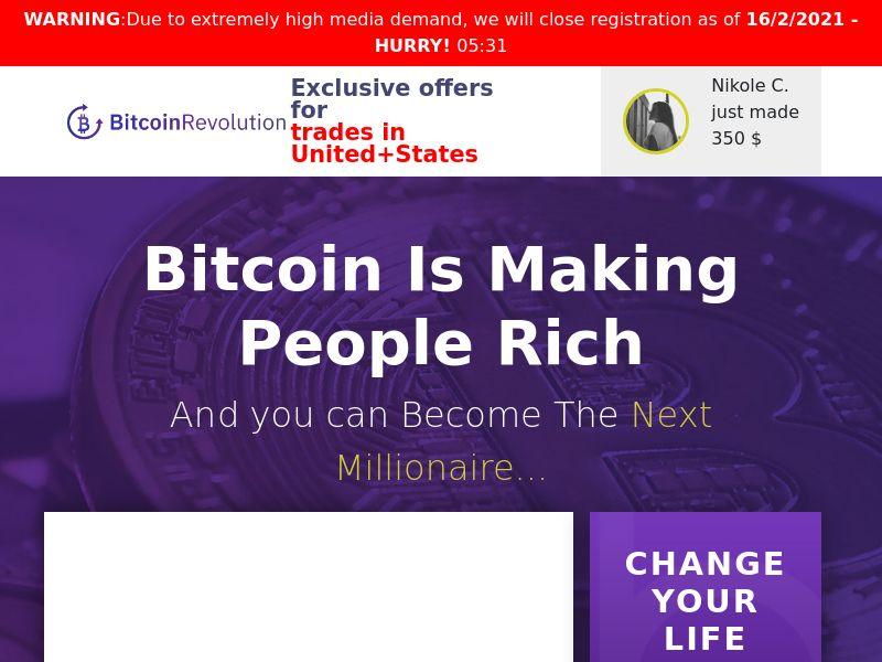 Bitcoin Revolution - INTL