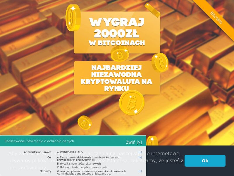 Bitcoin - FR (FR), [CPL], Lotteries and Contests, Single Opt-In, paypal, survey, gift, gift card, free, amazon