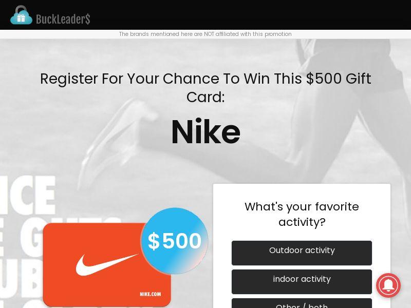 Buckleaders - Nike - NZ
