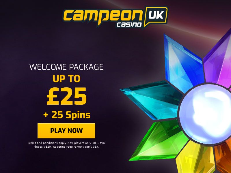 Campeonbet CPA + RS UK