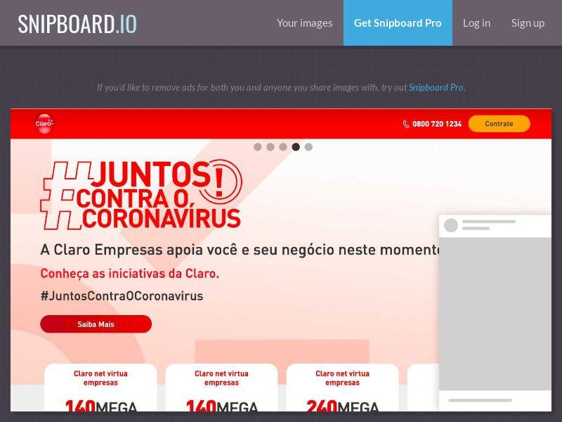37981 - BR - Telco - Claro Empresas Fixo - CPA (open cap)